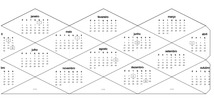 Matemtica Gt Recursos Gt Utilidades Gt Calendrio 2015